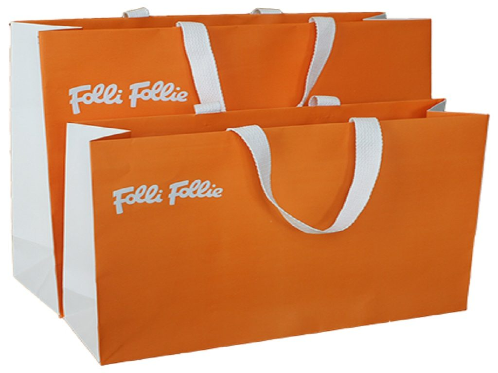 66035e4e386f Paper Shopping Bag Manufacturer. Paper And Packaging