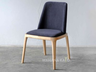 Indoor Furniture Manufacturer Presents Various Models of Chairs