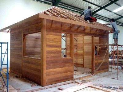 Wooden House - Outdoor - Indoor Furniture Manufacturer