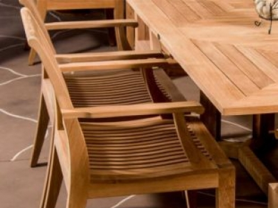 Indoor Teak Furniture Items As Perfect Home Pieces