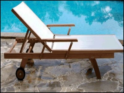 Indoor And Outdoor Wooden Furniture